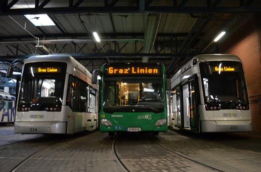 Fahrgastinformationen Stadtportal Der Landeshauptstadt Graz