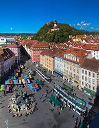 Graz Webcams