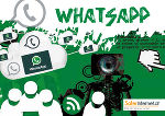 Flyer WhatsApp - Klick aufs Bild zum Download! © Saferinternet.at