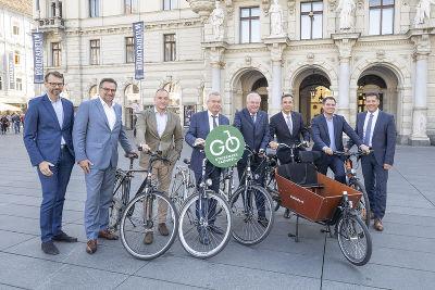 100 Millionen für klimafreundlichen Radverkehr Stadtportal