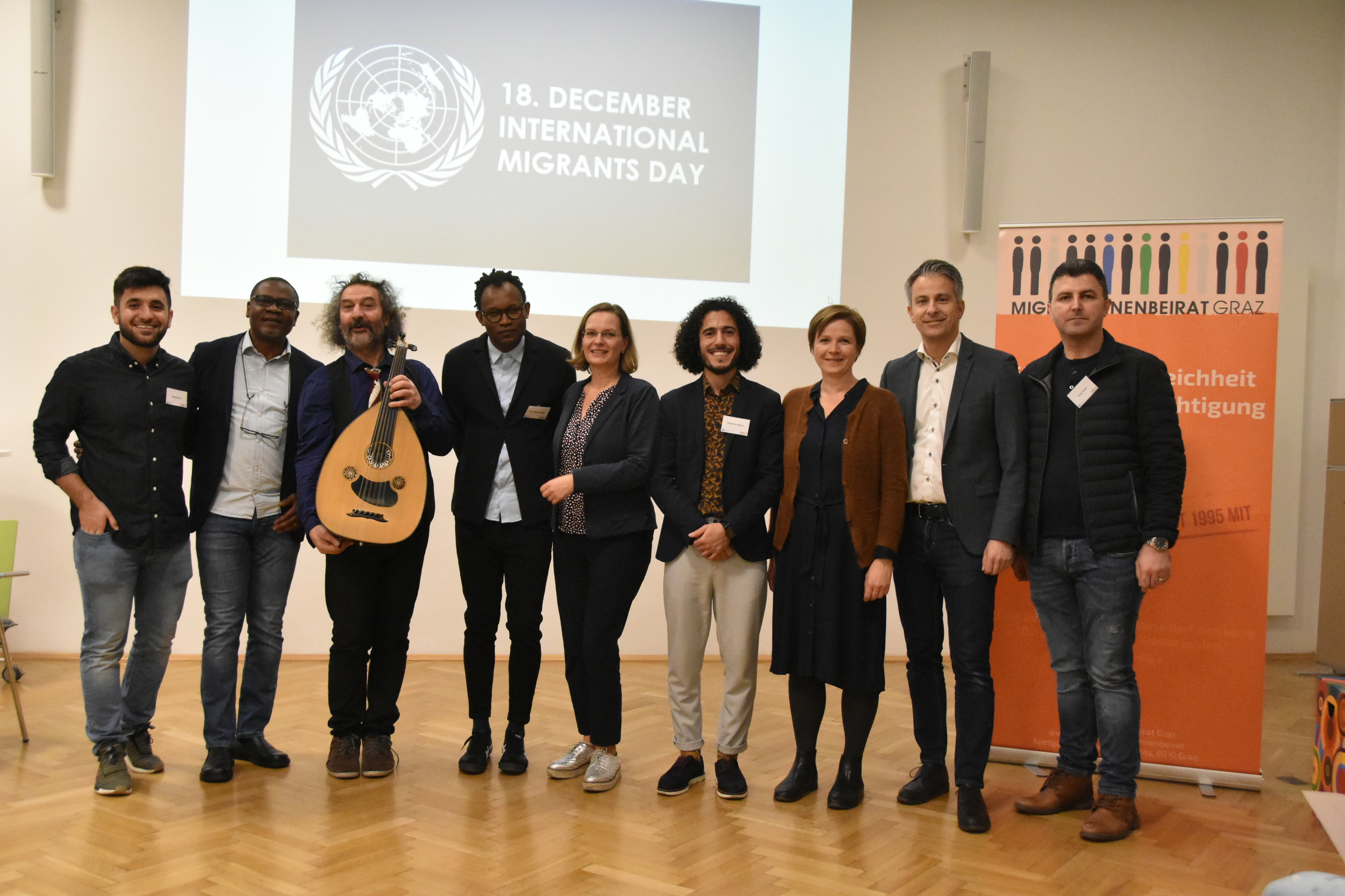 Internationaler Tag der MigrantInnen 2019 © Hajiloo Photography/MigrantInnenbeirat