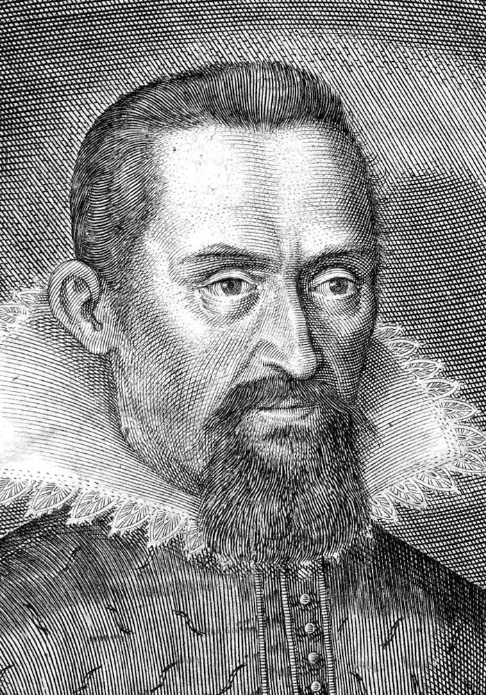 Johannes Kepler, Astronom