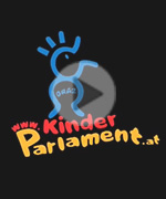 Logo Kinderparlament - Link zur Website des Kinderparlaments